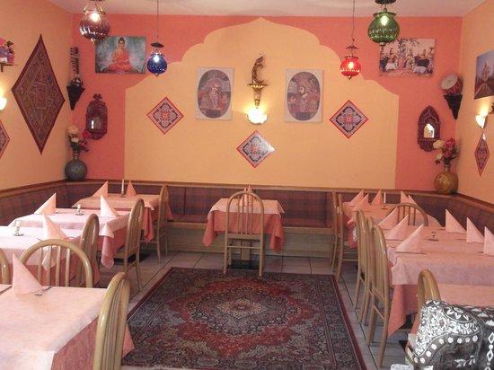 Maharaja: ambiente tradizionale