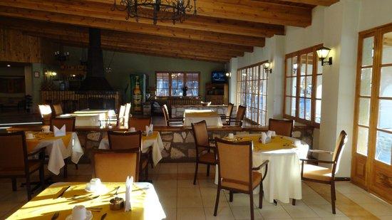 Hotel Diego de Almagro San Pedro De Atacama: Restaurante