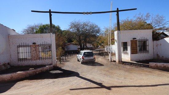 Hotel Diego de Almagro San Pedro De Atacama: Portal de entrada