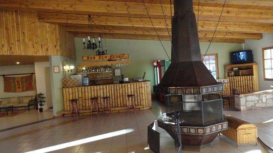Hotel Diego de Almagro San Pedro De Atacama: Bar junto ao restaurante