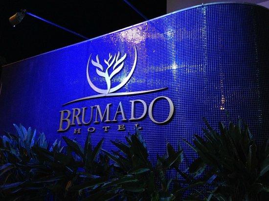 Brumado Hotel : Frente do hotel
