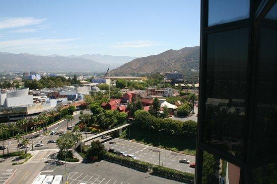 Hilton Los Angeles/Universal City : Desde la habitación
