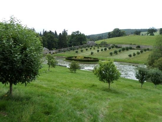 Blair Castle Caravan Park : Blair Castle Gardens