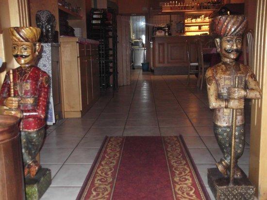 Maharaja: statue di guardia