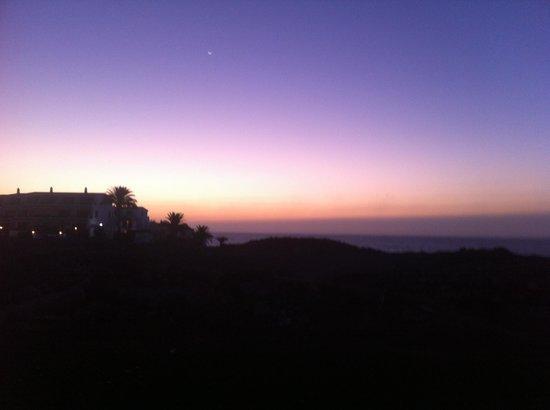 Hotel Ucanca : Sun rise