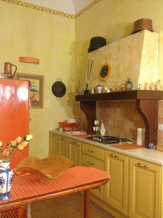 Casa de Angelis: Cucina