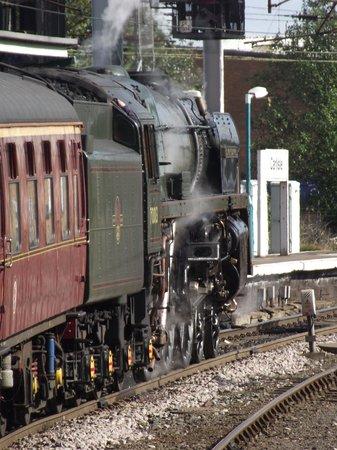 Settle Carlisle Railway: Final destination - Carlisle
