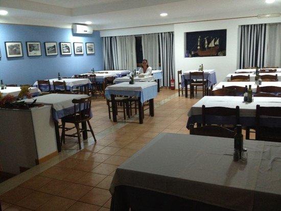 Cala Blanca Resort : Sala da pranzo