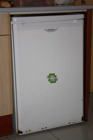 RV Treumal Park : le frigo