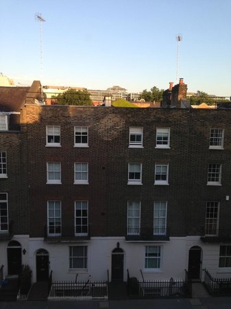 B+B Belgravia: View from our room