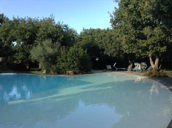 Mandra Edera Country Hotel: Pool