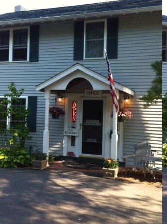 Acadia Pines Motel : accueil