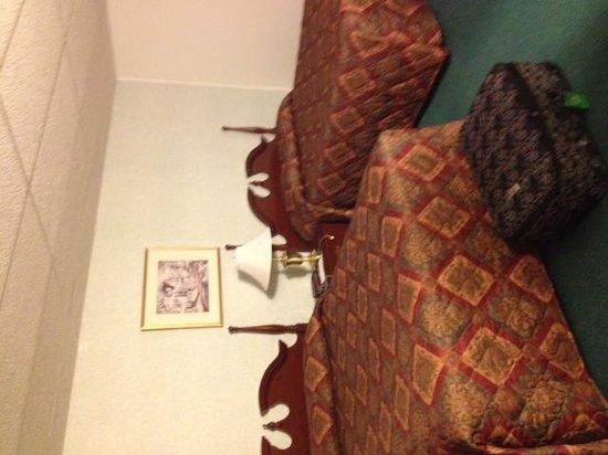 Acadia Pines Motel: chambre