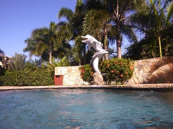 Clarion Suites Roatan at Pineapple Villas : piscina