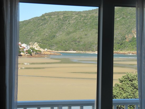 Amanzi Island Lodge: A room with a view
