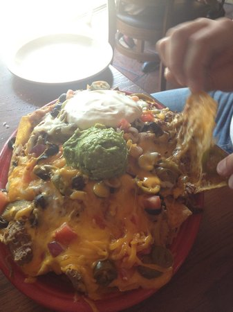Merry Piglets Mexican Grill: Nachos