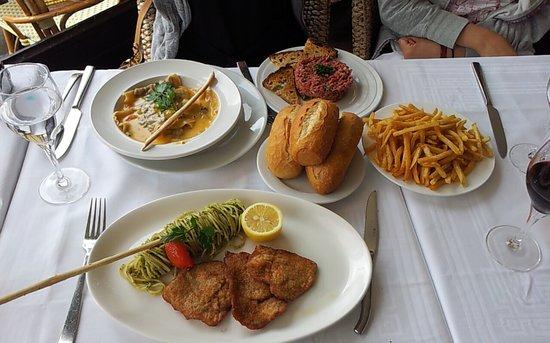 Le Flandrin : お料理