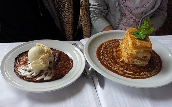 Le Flandrin : デザート