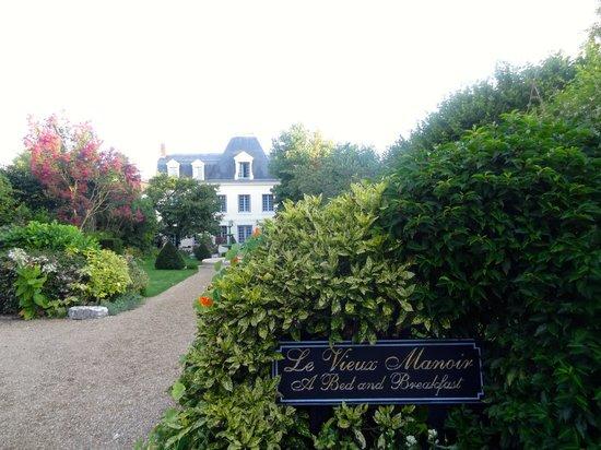 Le Vieux Manoir: The home