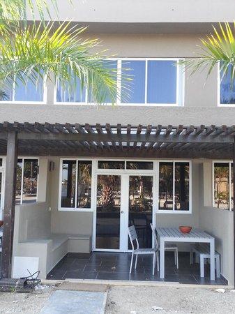 Eden Beach Resort : Appartement
