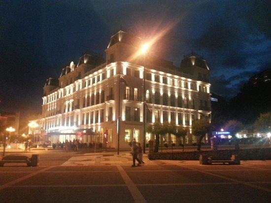 Gran Hotel Sardinero: Hotel