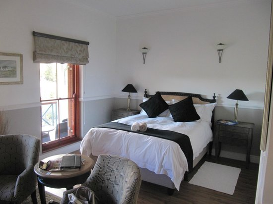 Montagu Vines Guesthouse: Lovely room in new wing