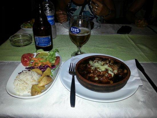Gul Restaurant: tasty food