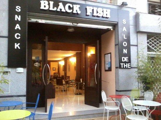 Black Fish: entrée principale
