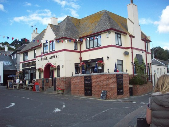 The Cobb Arms,Lyme Regis