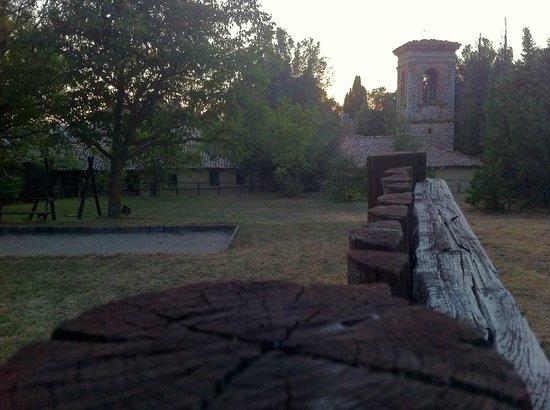 Agriturismo Borgo Spante: Incantevole
