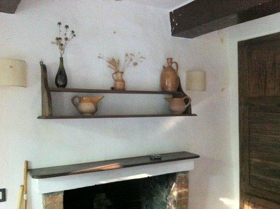 Agriturismo Borgo Spante: Dettaglio cucina in comune