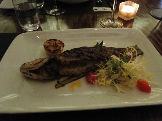 Highpoint Bistro & Bar: Entree/Fish
