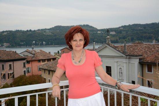 Hotel Commercio: MIA MOGLIE DAL SOLARIUM