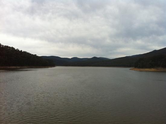 Maroondah Reservoir Park: dam