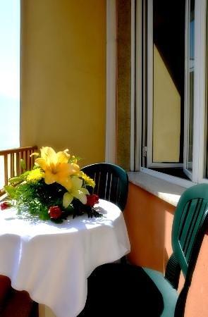 Hotel Posta : Balconcino .
