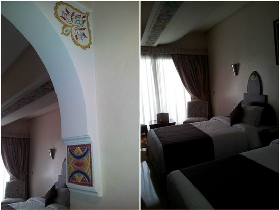 Club Val d'Anfa Hotel: the room