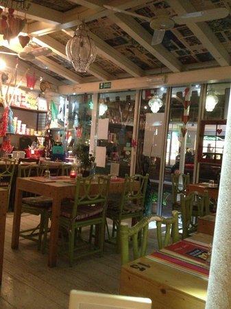 Don Claudio : Inside the restaurant