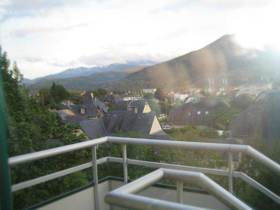 Premiere Classe Lourdes : Pirenei Panorama dalla Camera