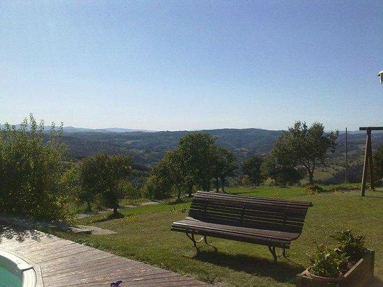 Agriturismo Borgo San Benedetto : panorama