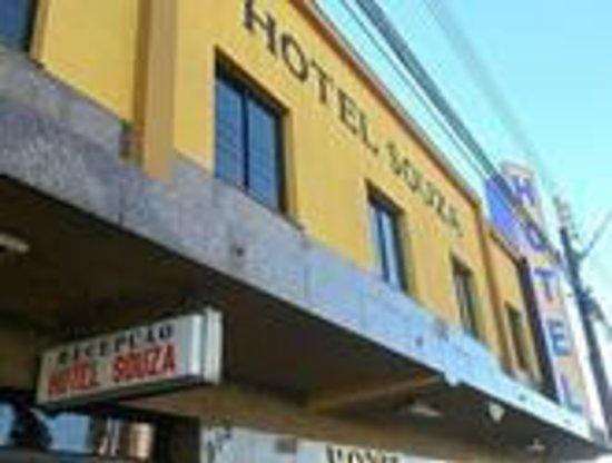 Guarapuava, PR: Hotel Souza