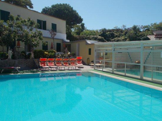 Hotel Villa Hibiscus: piscina