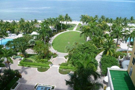 The Ritz-Carlton Key Biscayne, Miami : Aussicht vom Balkon
