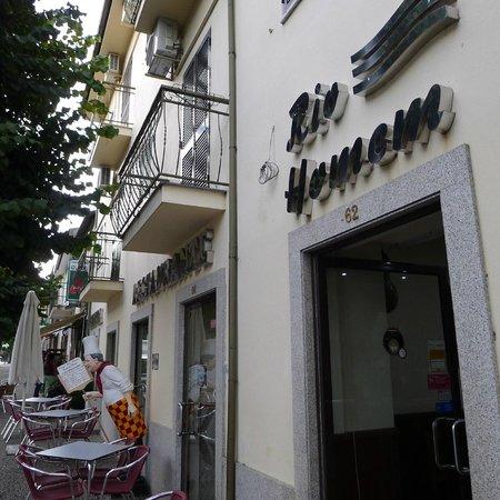 Rio Homem Pensao Restaurante