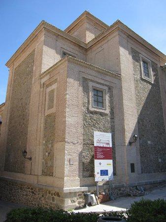 Convento e iglesia de San Pedro Mártir