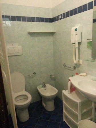 Residence Veliero: bagno