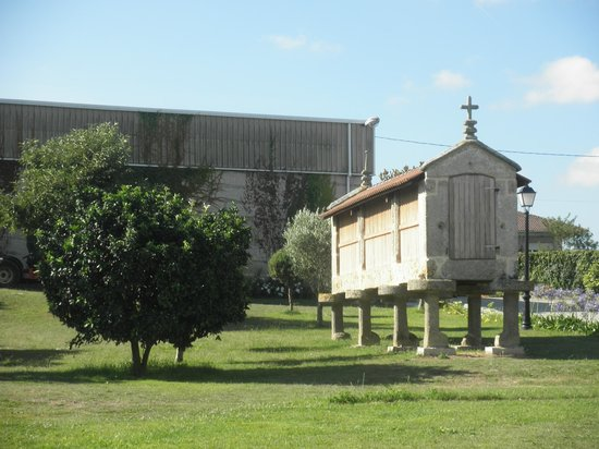 Enoturismo Lagar de Costa: Panera típico gallega