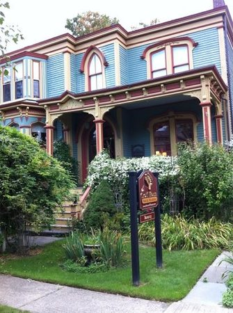 The Croff House Bed and Breakfast: lovely place to stay