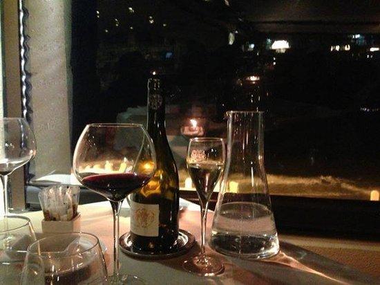 Cap Riviera : diner en amoureux