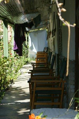 Hane-i Keyif: Yanyana dizilmiş odalar