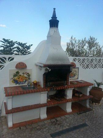 Vila do Ouro: De barbecue was vrij te gebruiken